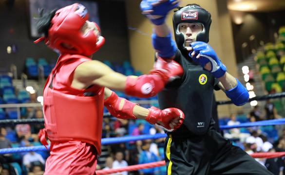 4е Международные Соревнования по Вин Чун 2016, Гонконг