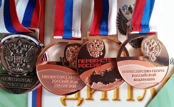 Чемпионат России 2017, Краснодар.