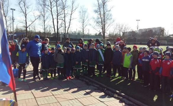 Первенство Московской области по футболу сезона 2017 года