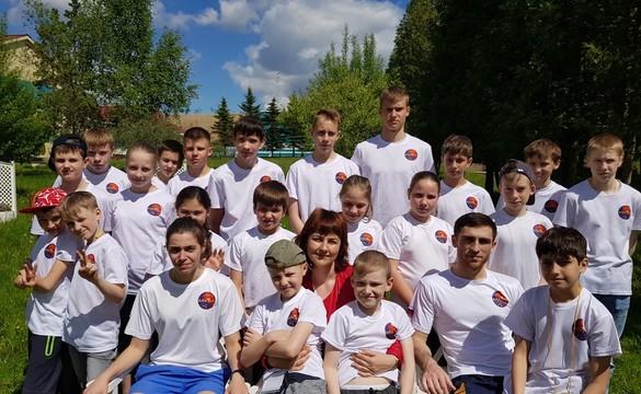Спортивный лагерь, тренировочный сбор-2017