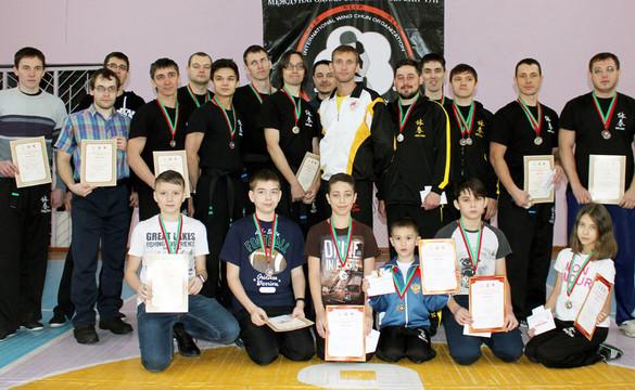 Кубок Республики Татарстан по Вин Чун 2016