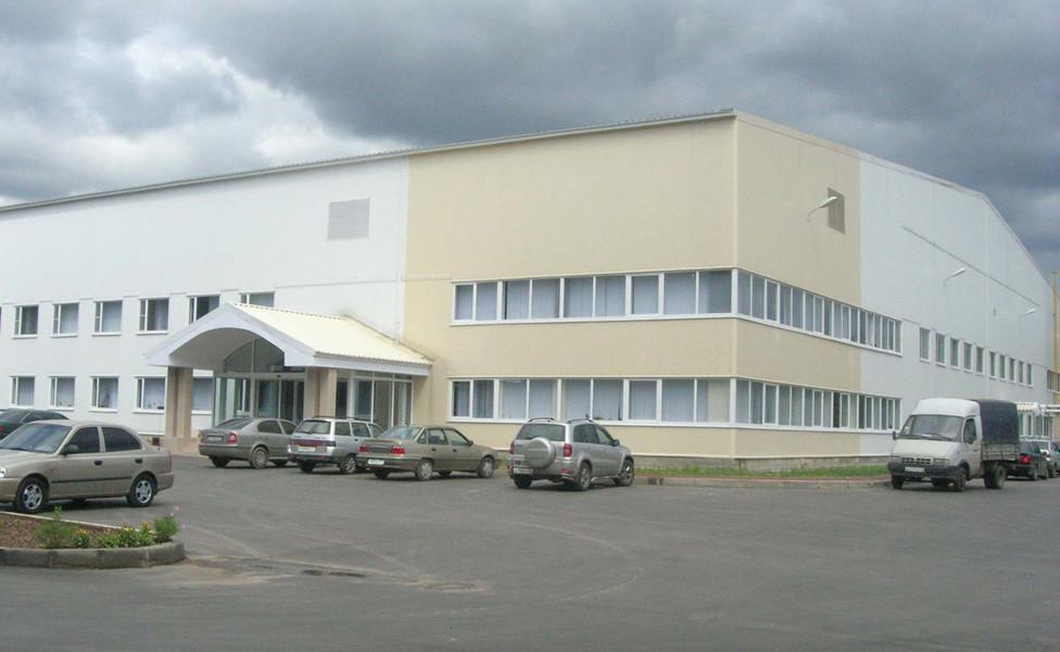 Офисно-складской комплекс компании «Аметист»