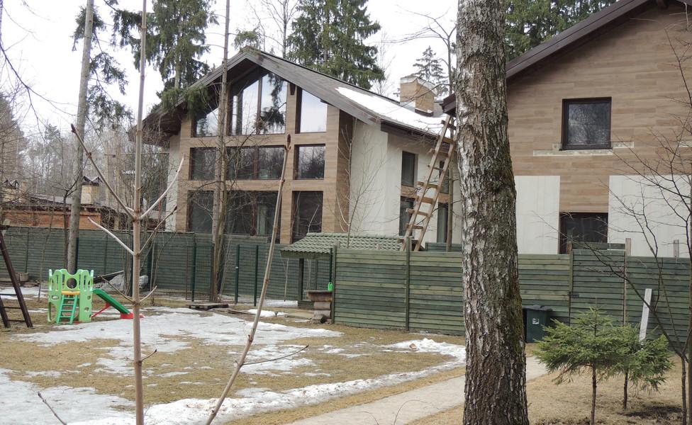 Загородный дом на Калужском шоссе