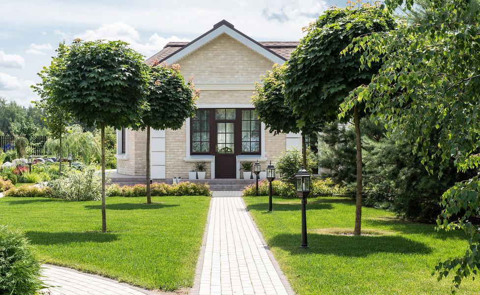 Загородный дом в Павлово
