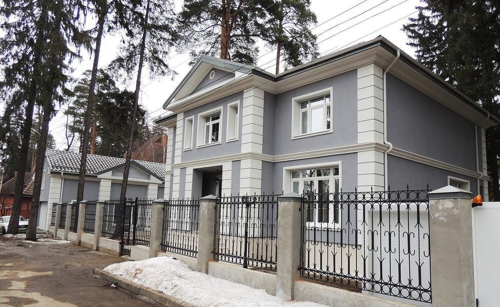Реконструкция дома на Ярославском шоссе