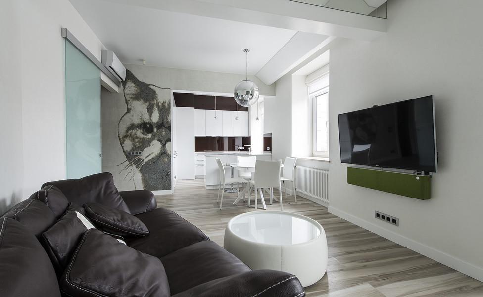 Квартира на Куусинена