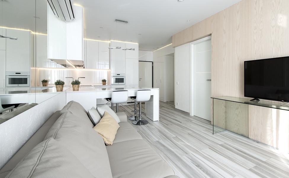 Апартаменты на набережной