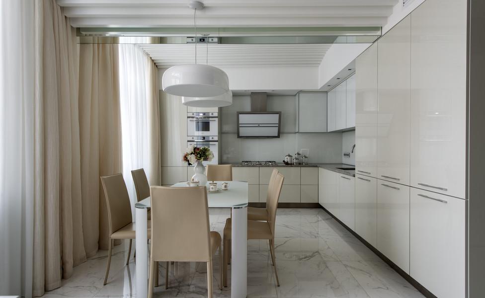 Modern apartment 80 m2