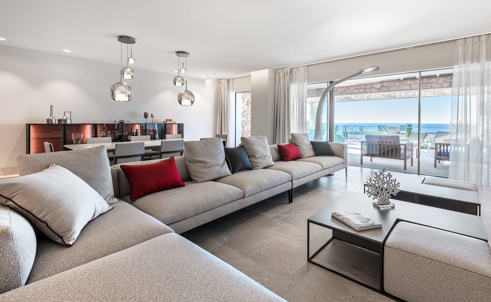 APARTMENT IN CAP ADRIANO