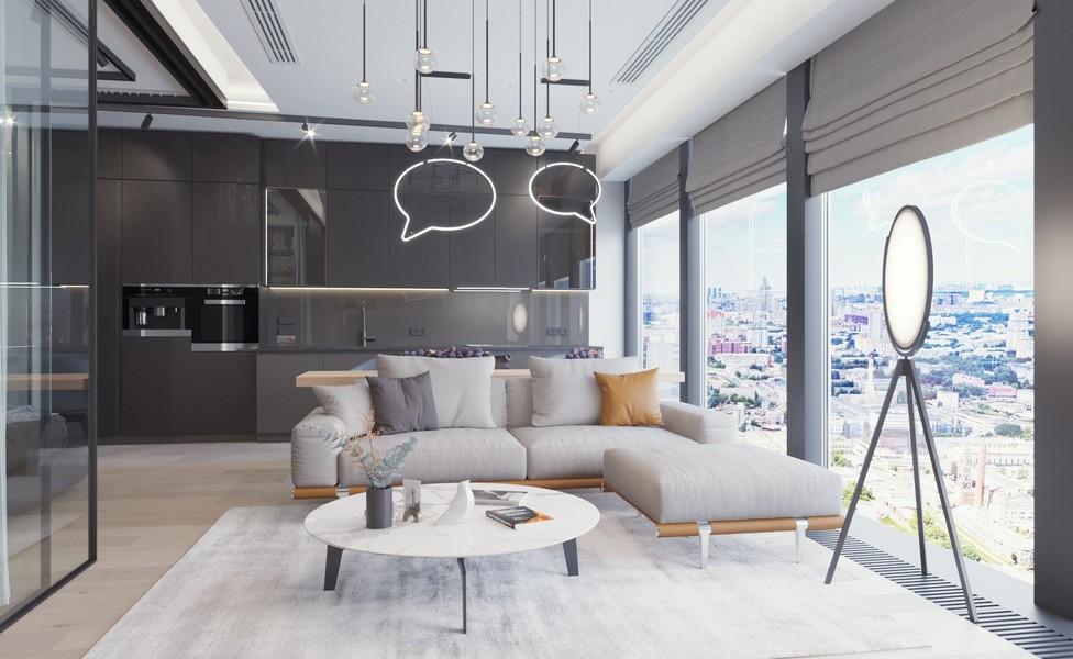 Апартаменты в ЖК Neva Towers