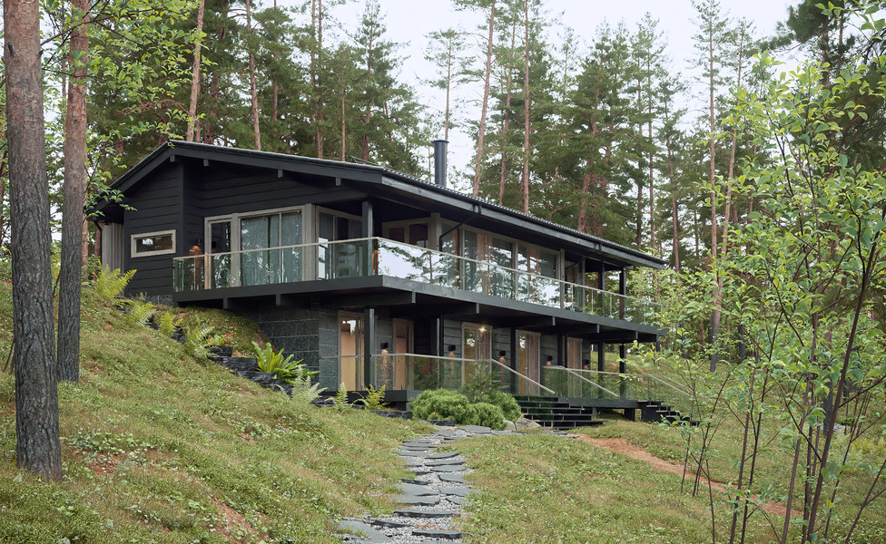 Private house in Finland