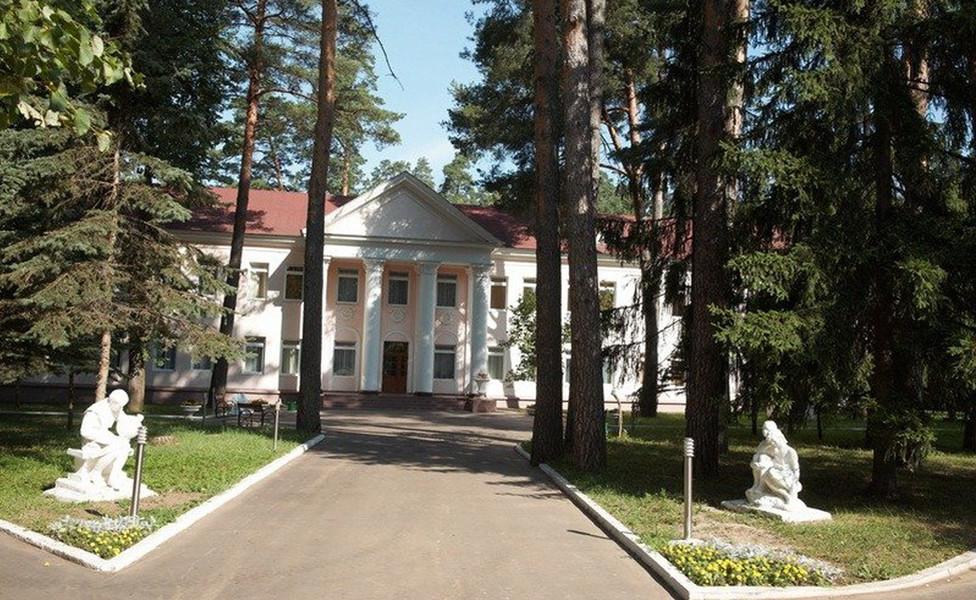 Реабилитационный центр УДП РФ (Санаторий им. Герцена)