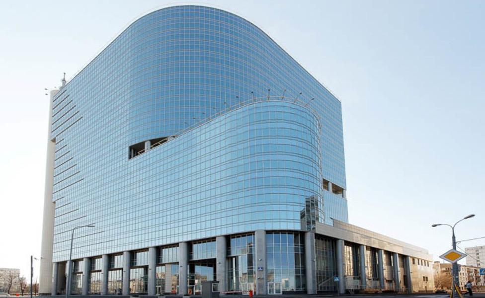 Высотное административное здание на ул. Преображенская площадь