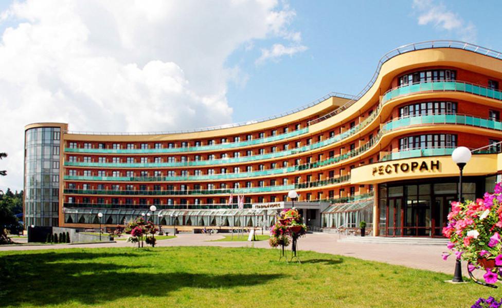 Санаторный корпус в ФГУ «Дом отдыха Снегири»