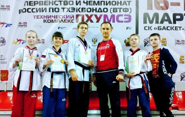 Чемпионат и Первенство России по тхэквондо ВТФ (пхумсэ)