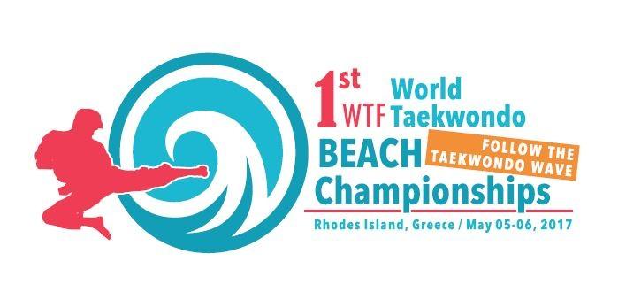 1st WTF World Taekwondo Beach Championships «Rhodes»