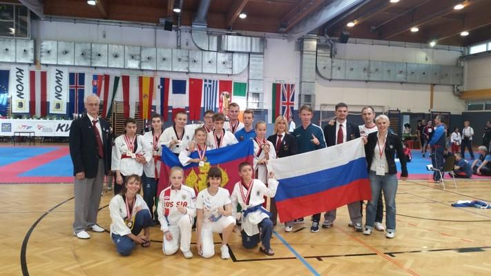 Международный турнир по тхэквондо класса G1 в Австрии «Austrian Open Poomsae and Para 2017 WTF G1»