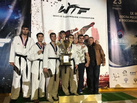 «Кубок Посла Республики Корея в Российской Федерации»
