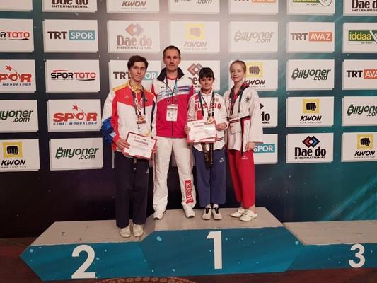 """Международный турнир по тхэквондо """"Turkish open-2018"""""""