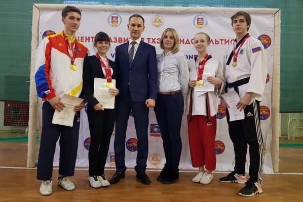 Чемпионат и Первенство Московской области по тхэквондо (дисциплина пхумсэ)