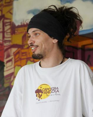Капоэйра Ангола
