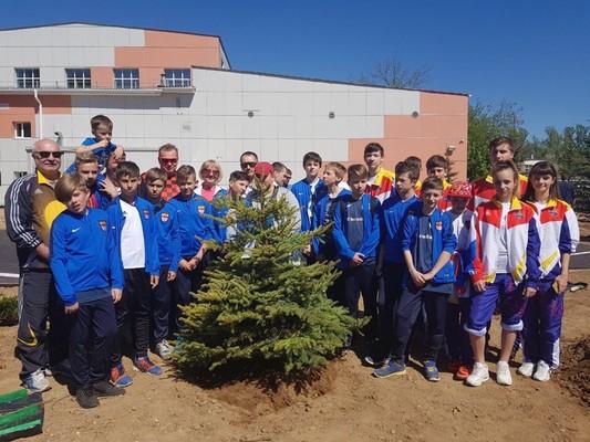 Лес победы 2018 - посади свое дерево!