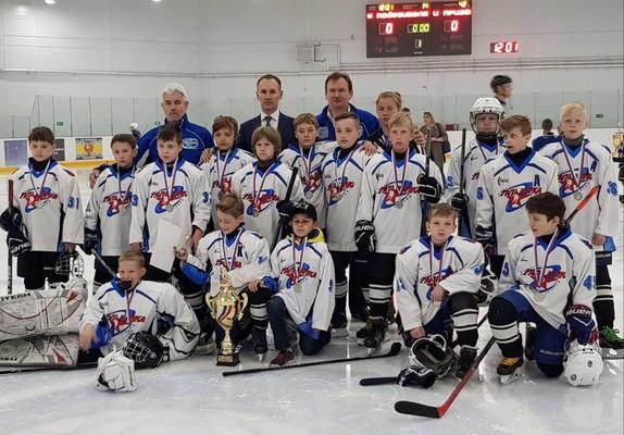 Межрегиональный турнир по хоккею
