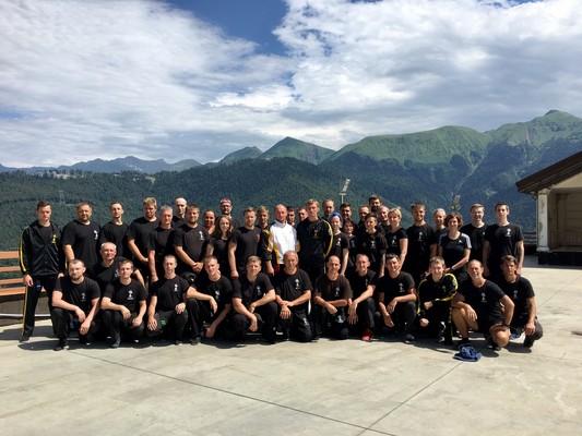 Летний лагерь и соревнования IWCO