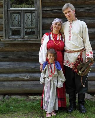 Банный веник от макушки лета. Максим и Ольга Архиповы.