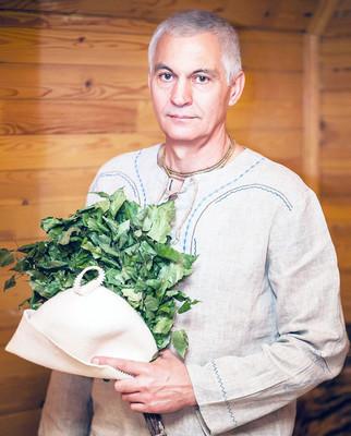 Специальные и традиционные процедуры в бане. Иван Ивакин