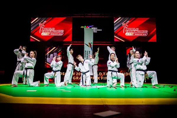 WORLD TAEKWONDO GRAN PRIX 2019